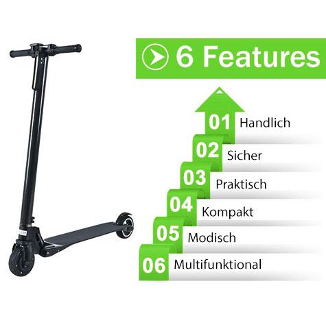 Revoluzzer Micro E-Scooter