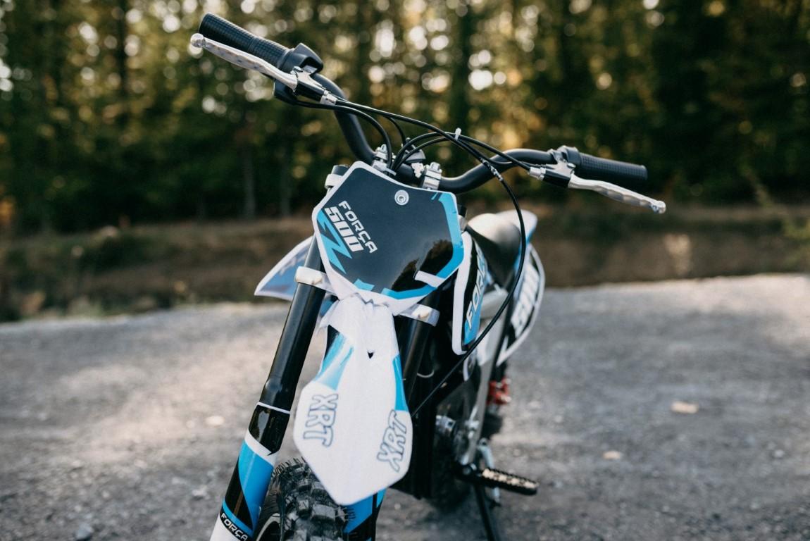 DirtBike Forca Cross Motorrad