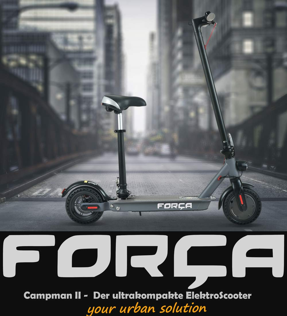 Forca Campman Scooter