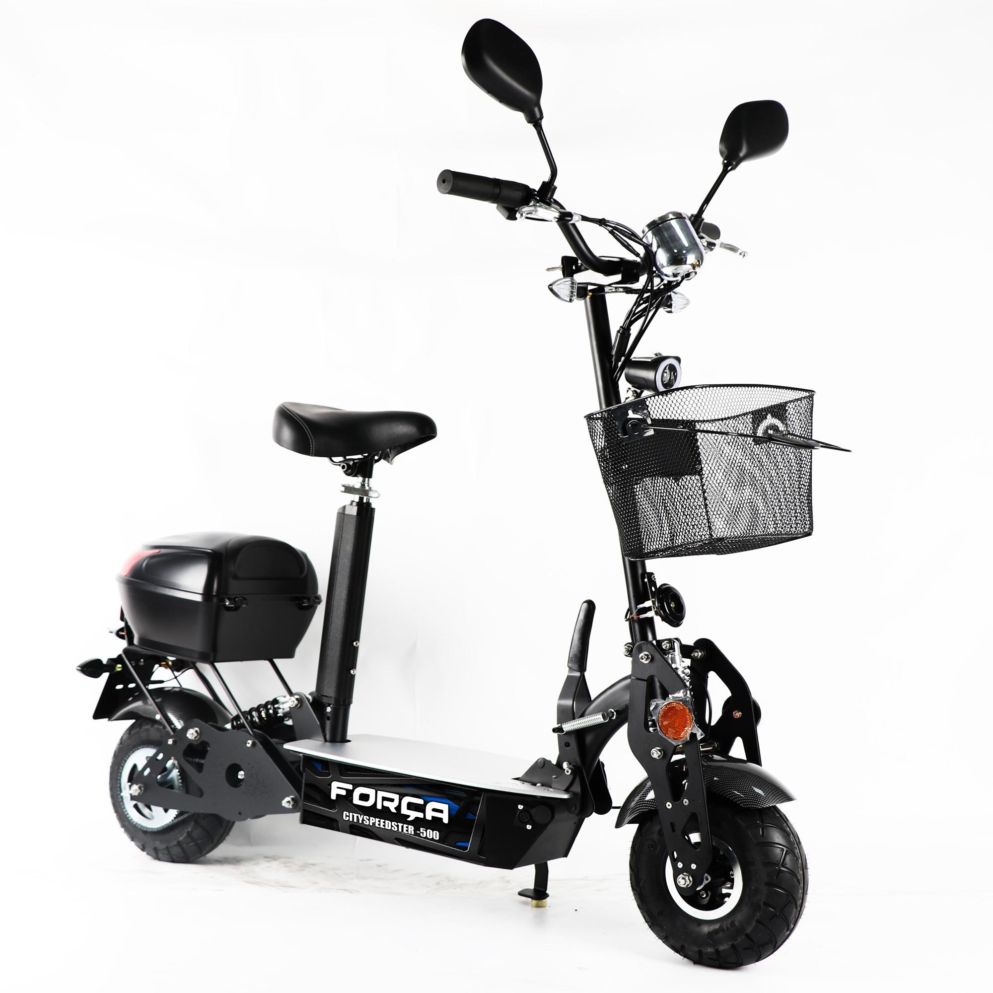Forca EScooter ElektroRoller CitySpeedster 500 P5 - CitySpeedster-500